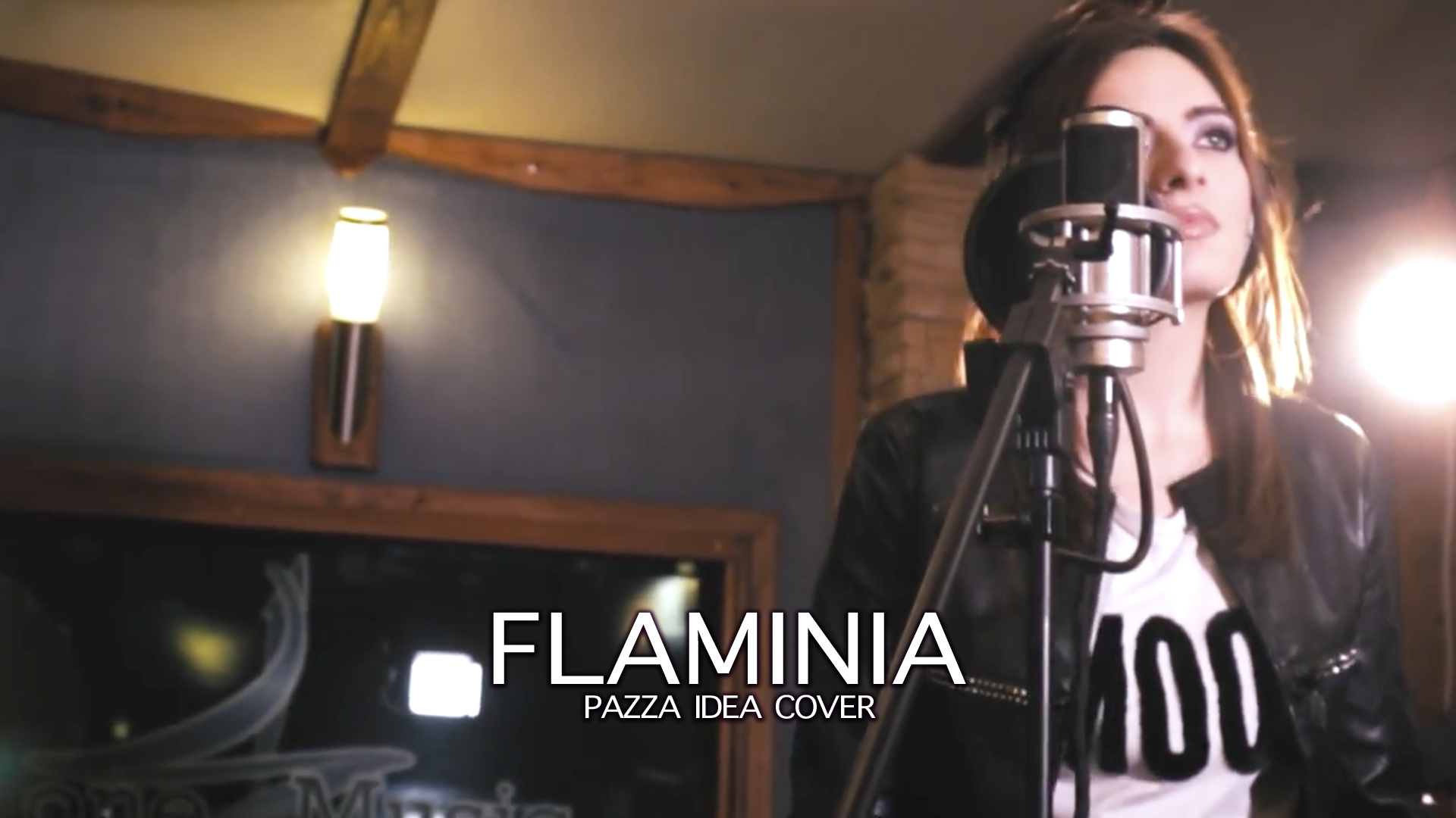 Copertina Video Flaminia Pazza Idea