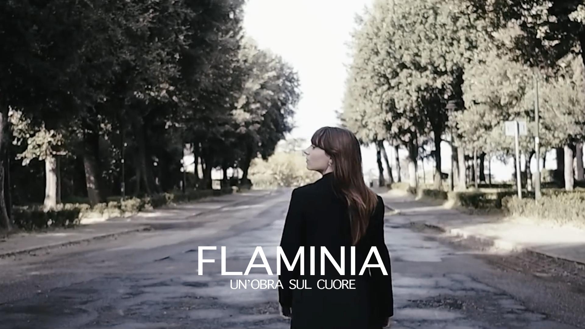 Copertina Visdeo Flaminia un ombra sul cuore