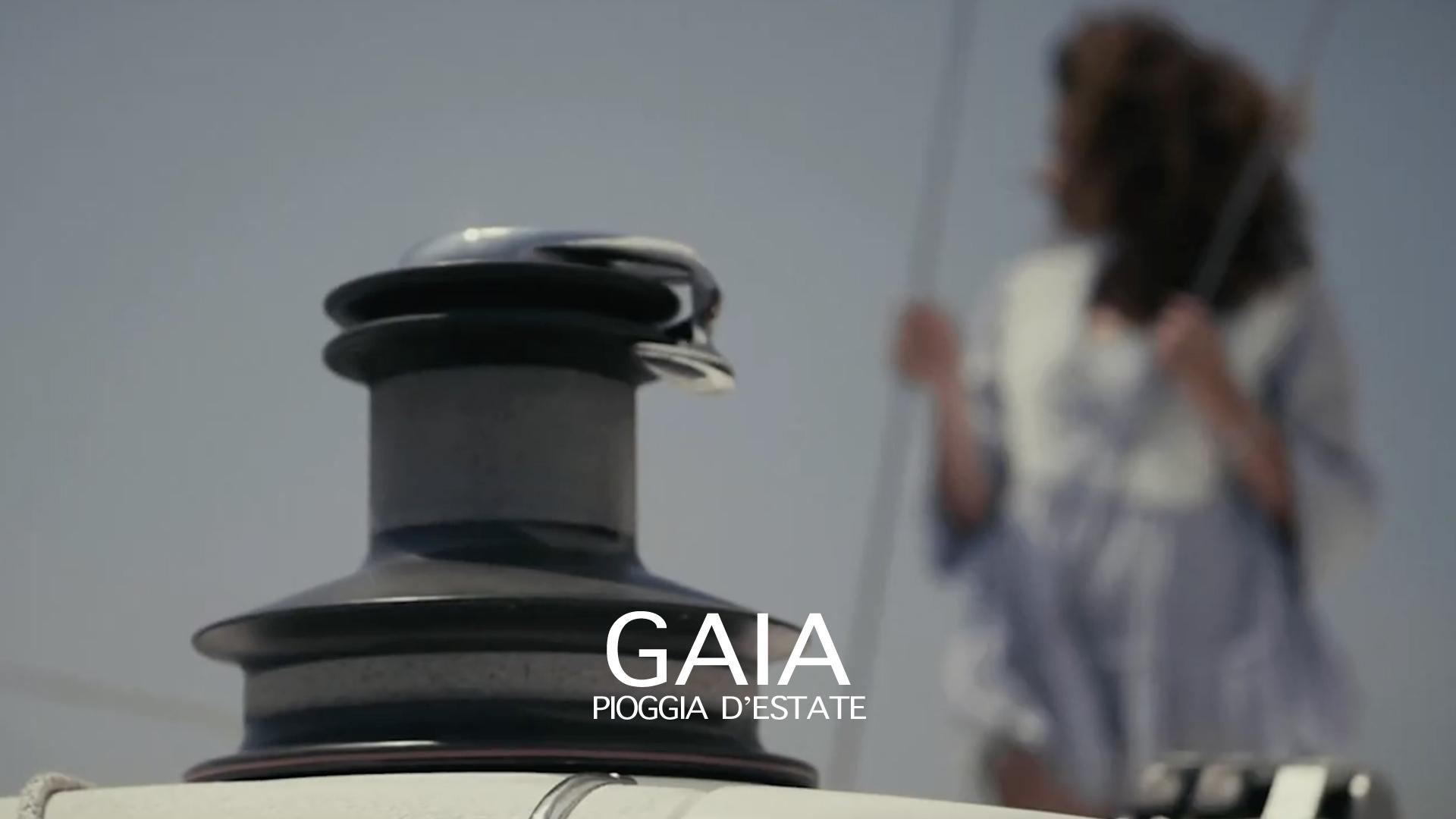 Copertina Video Gaia pioggia d'estate