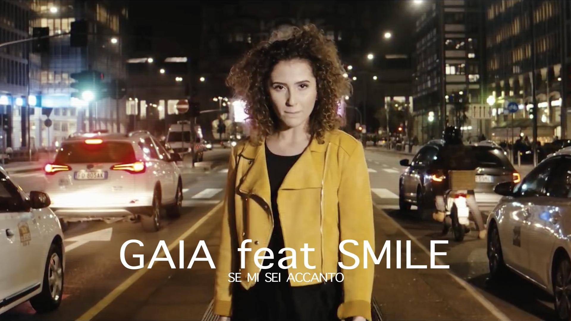 Copertina Gaia feat Smile