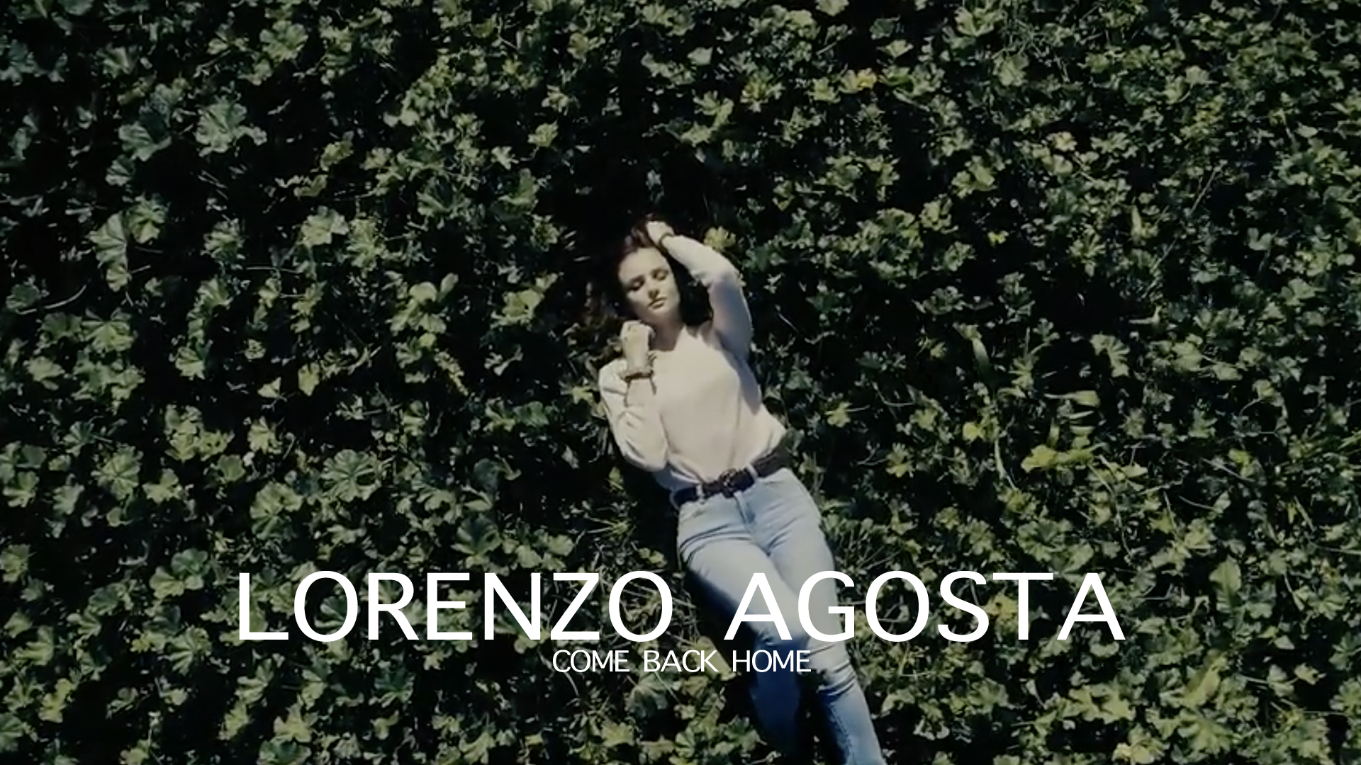 Copertina video Lorenzo Agosta