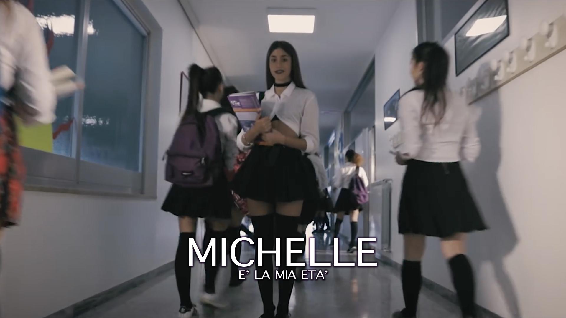 Copertina Video Michelle è la mia età