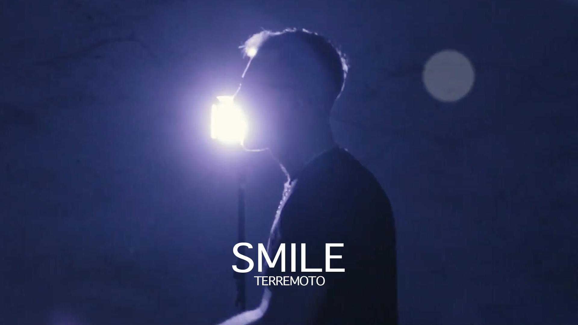 Copertina Smile Terremoto